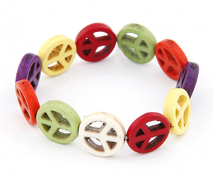 accessories, bracelet, and colorful image