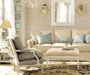 decor, interior, and romantic image