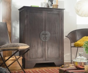 armoire, cabinet, and chinese image