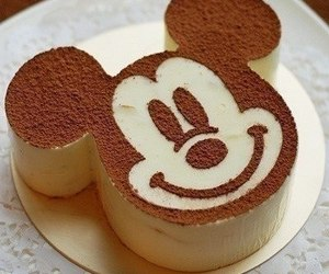 cake, food, and disney image