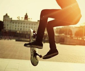 skate, sport, and swag image