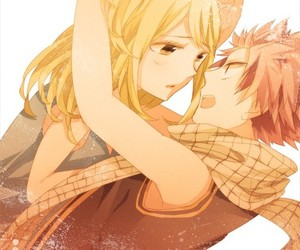 fairy tail, Lucy, and nalu image