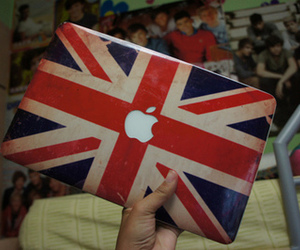 apple, england, and one direction image
