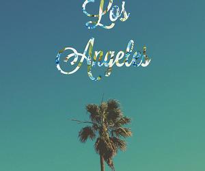 los angeles, summer, and la image