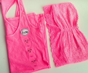 fashion, girly, and Victoria's Secret image