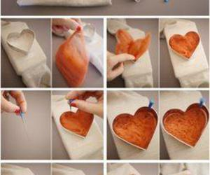 diy, heart, and sweater image