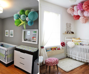 baby, bebe, and bedroom image