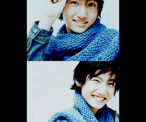 asian, changmin, and dbsk image