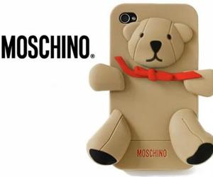 Moschino, gennarino, and iphone case image