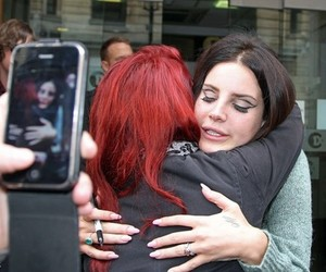 lana del rey and my dream is hug her image