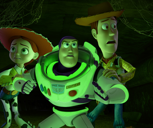 toy story, toys, and buzz image