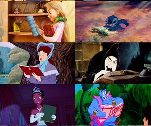 book, disney, and princess image