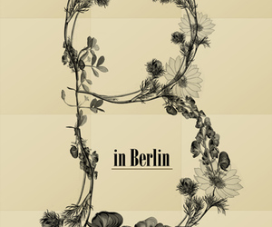 beautiful, typography, and berlin image