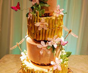 cake and dress image