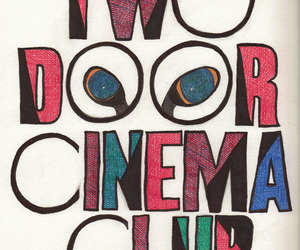 two door cinema club, music, and hipster image