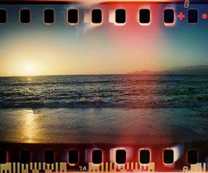 beach, ocean, and photography image