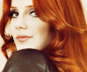 <3, ginger, and beautiful image