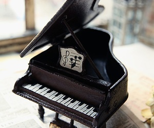 music, photography, and piano image