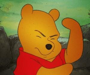 think, disney, and bear image