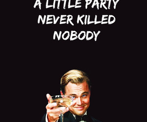 party, the great gatsby, and quotes image