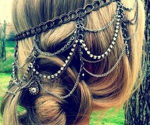 braid and cute image