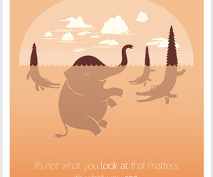 quote and elephant image