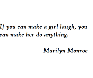 laugh, Marilyn Monroe, and photography image