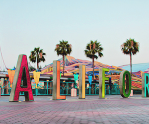 california, colors, and cool image