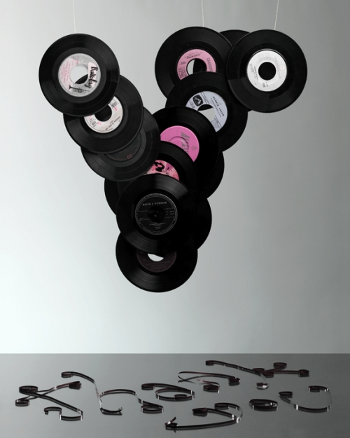 music and vinil image