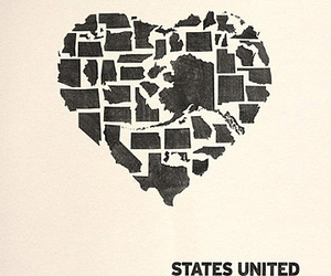 heart, states, and america image