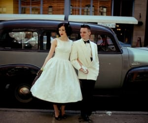 dress, vintage, and 50s image