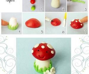 diy and mushroom image