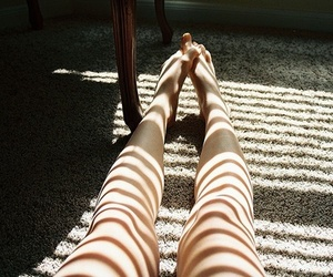 girl, legs, and vintage image