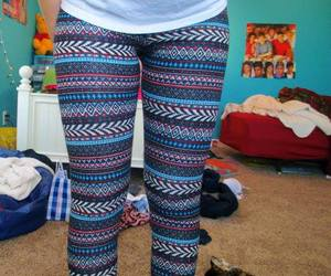 cool, leggings, and clothes image