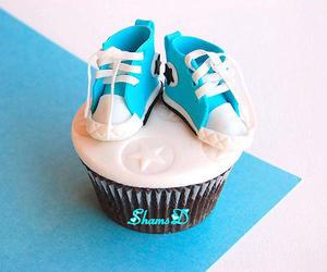 cupcake, converse, and cute image