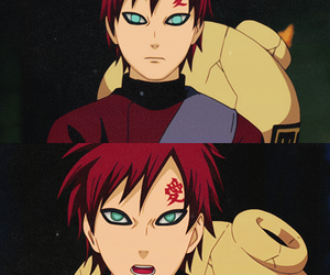 gaara, naruto shippuden, and anime image