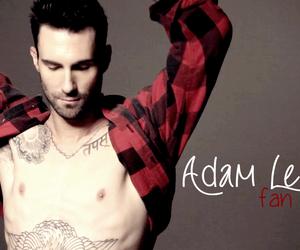 cute, adam levine, and beautiful image