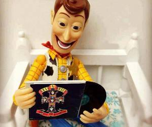 indie, rock, and toy story image