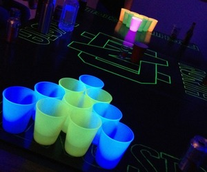 beer, cup, and Shots image