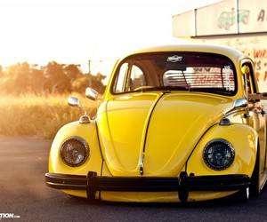 car and volkswagen image
