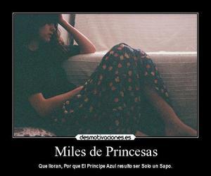 chicas, princesas, and principe image