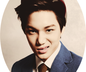 kai, exo, and exo-k image