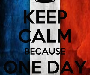 keep calm, les miserables, and one day more image