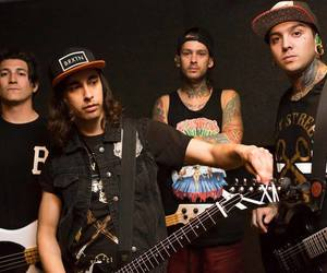 pierce the veil, mike fuentes, and ptv image