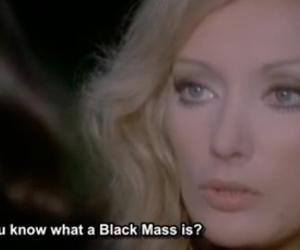 black magic, black mass, and cult classic image