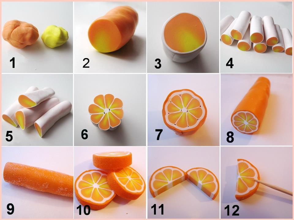 Diy Polymer Clay Orange Diy Projects Usefuldiy Com