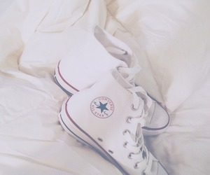 all star, photography, and shoes image