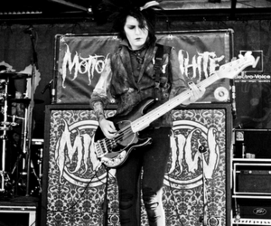 motionless in white and devin sola image