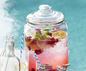 berries, Cocktails, and ice image