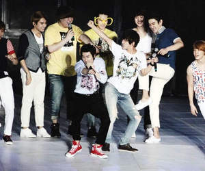 super junior and SJ image